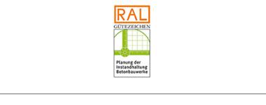 Gütezeichen RAL – Planung der Instandhaltung Betonbauwerke