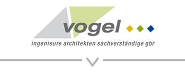 Button: Logo vogel Ingenieure Architekten Sachverständige GbR