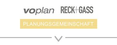Button: Logo voplan RECK + GASS Planungsgemeinschaft