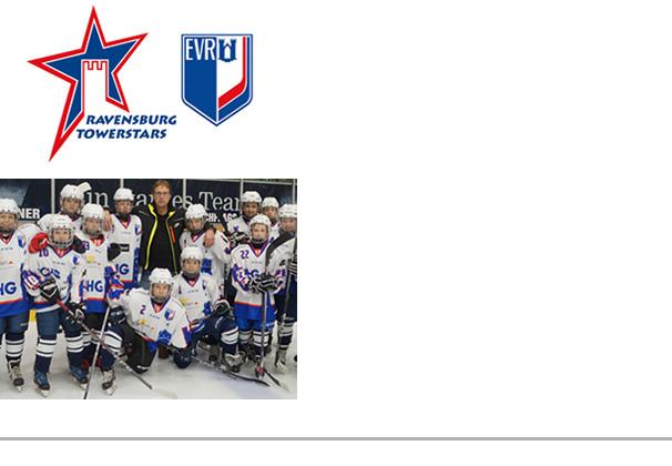Ravensburg Towerstars voplan sponsort den Eishockeysport