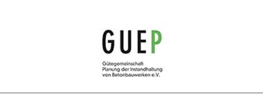 Gütezeichen GUEP – Gütegemeinschaft Planung der Instandhaltung von Betonbauwerken e.V.