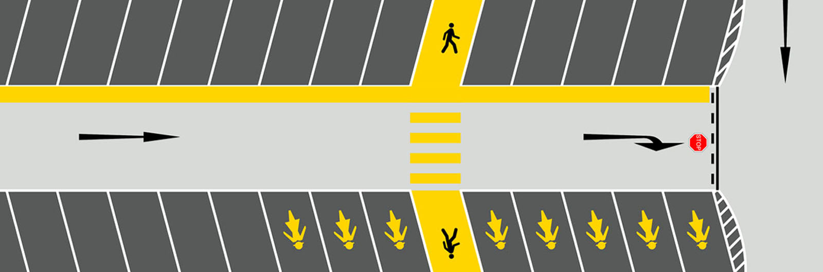Verkehrsleitsystem für nutzerfreundliches Parken