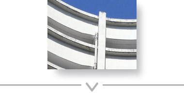 Button: Bauwerksprüfung des Parkhauses in Hamburg