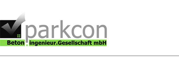 parkon Logo: Projektierung von Parkierungseinrichtungen