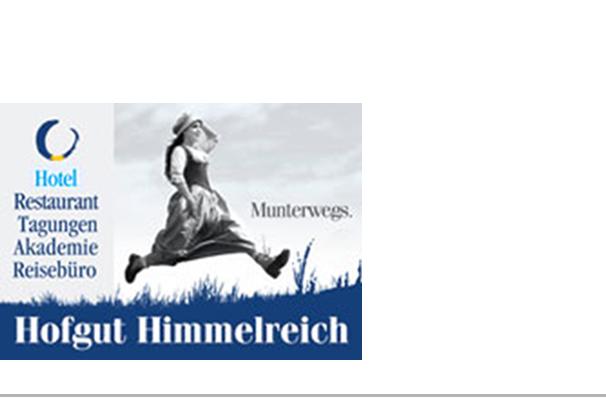 Hofgut Himmelreich voplan spendet an Bildungseinrichtung, die analoges und digitales Unterrichten vorbildlich umsetzt.